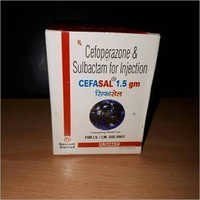 Cefoperazone And Salbactum For Injection 1.5gm