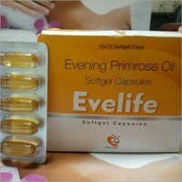 Evening Primrose Oil Softgel Capsules