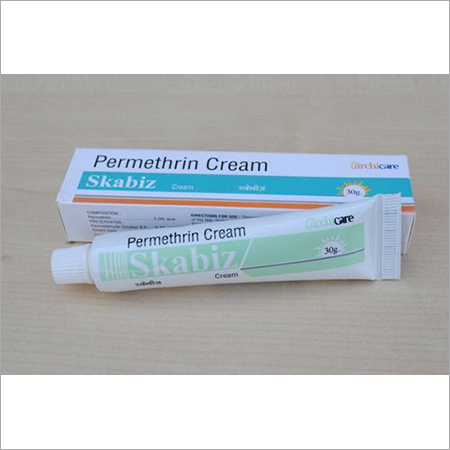 Permethrin Cream 5.0 % Ww