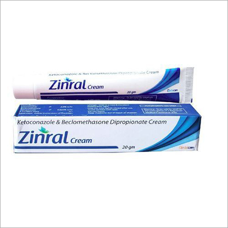 Ketoconazole & Belcomethasone Dipropionate Cream 20gm