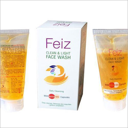 Feiz Clean And Light Face Wash