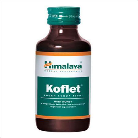 Himalaya Koflet Cough Syrup