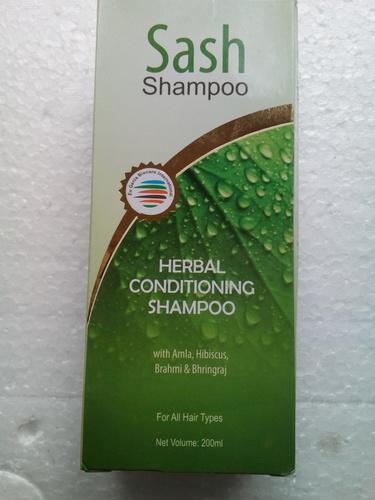 Sash Shampoo