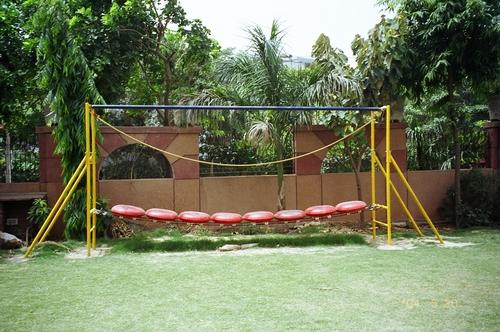 Playground Thrillers