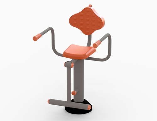 Outdoor Leg Press Machine