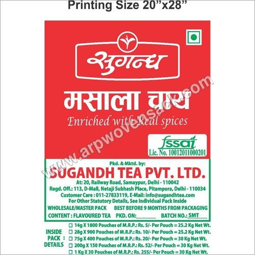 Pp Tea Packaging Bags