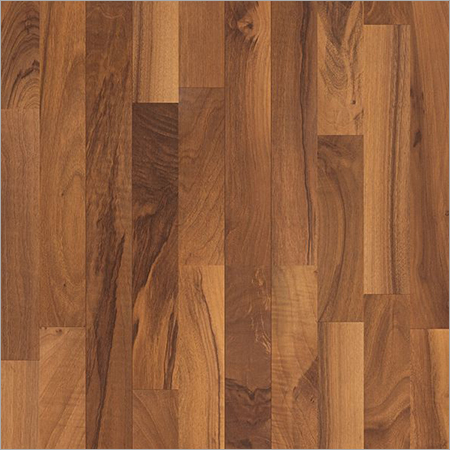 Walnut, 3-strip