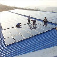 100kw Solar Power Plant