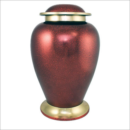 2020-L- Avandale Red Cremation Urns