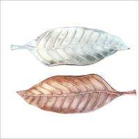 Copper Nickel Leaf Tray