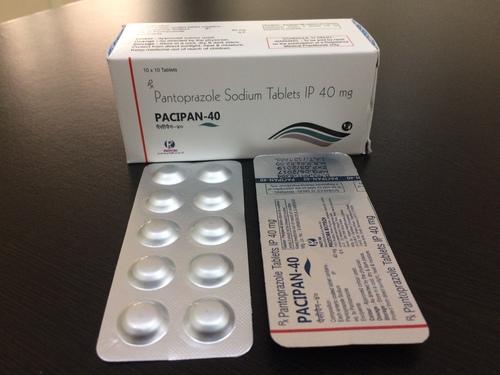 Pntoprazole-40 mg