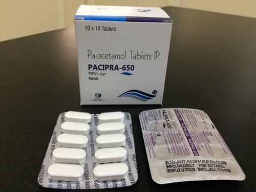 Paracetamol-650 mg