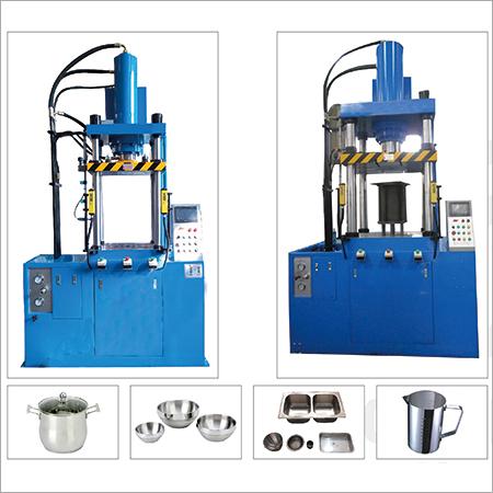 YD65 Four Column Hydraulic Deep Drawing Presses