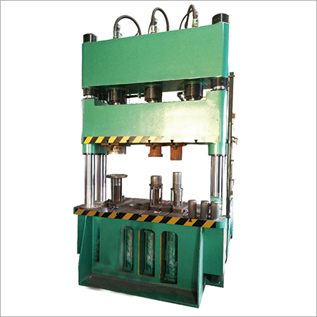PLC Double Acting Machine