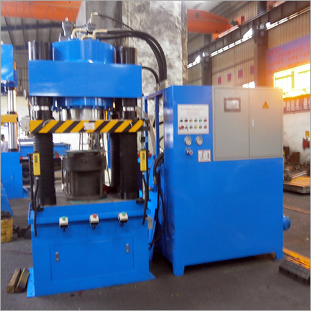 Hydraulic Extrusion Press
