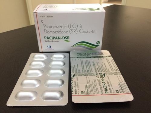 Pantoprazole-40 mg + Domperidone-30 mg S.R.