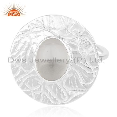 Natural Gemstone Rings