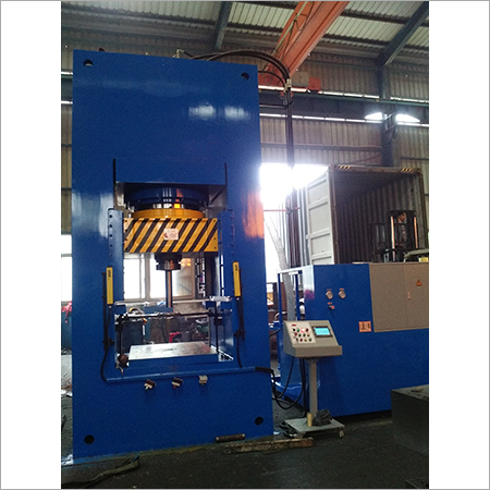 ZY34-1200T  Large Frame Cold Extrusion Machine