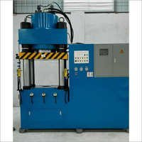 ZWJ-730T Four-colum n Hydraulic Fine Blanking Machine