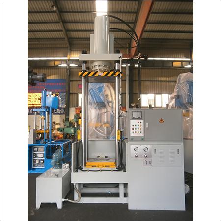 250T water bulging machine