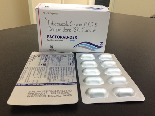 Rabeprazole-20 mg + Domperidone-30 mg S.R.