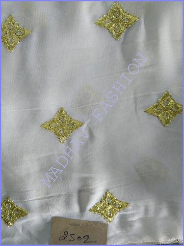 Embroidery medium Butta  work