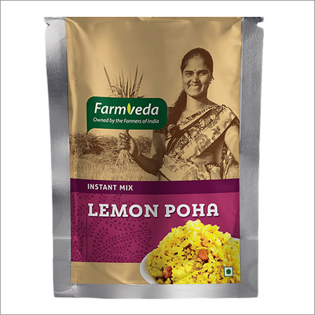 Instant Mix Lemon Poha