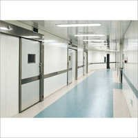 Modular Door Systems For Clean Room Conditions