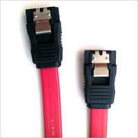 Sata III 7 Pin Cable With Metal Clip