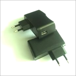 5V 1A Euro Type USB Power Adapter