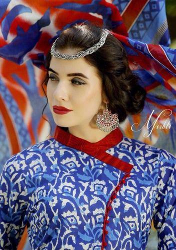 Tarika Ridham Cotton Printed Dress Material
