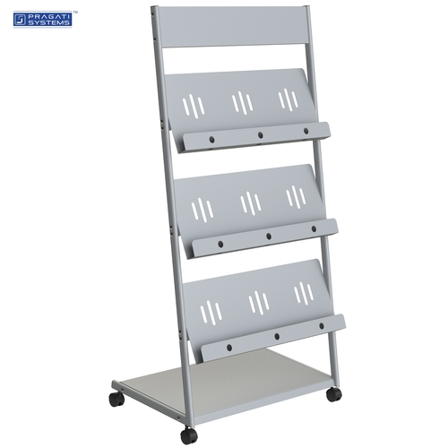 MT-24 Literature Rack & Magazine Display Stand
