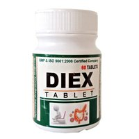 Ayurvedic Medicine For Diarrhoea - Diex Tablet