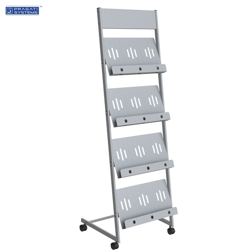MT-18 Literature Rack & Magazine Display Stand
