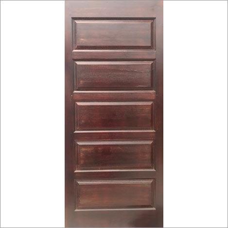 Meranti Designer Door