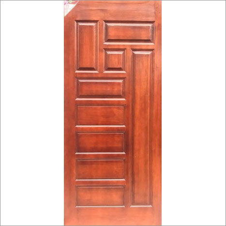 Meranti Stylish Wood Door