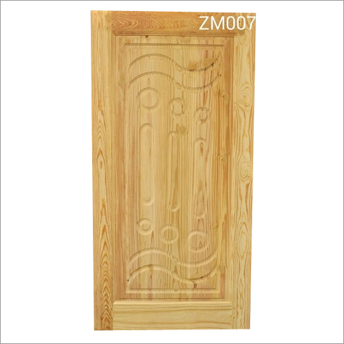 Pine CNC wood Doors