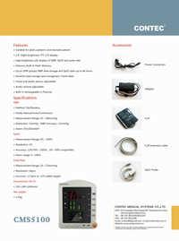 NIBP+SP02 Monitor