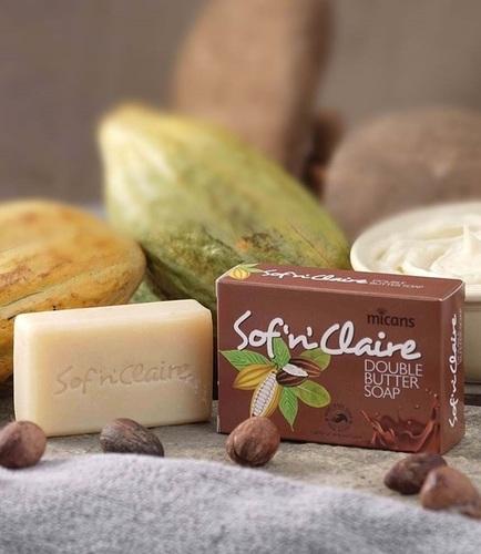 Handmade Double Butter Soap