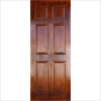 Pine Panel Wooden Designer Doors