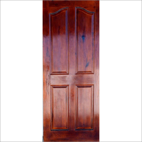 Designer Pine Panel Wood Door