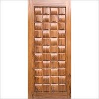Sagwan CNC Door