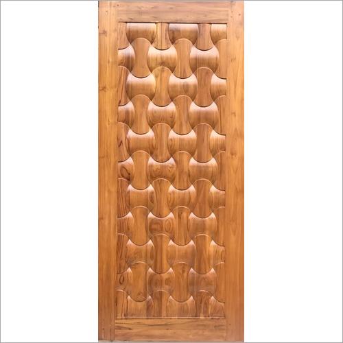 Teak CNC Doors