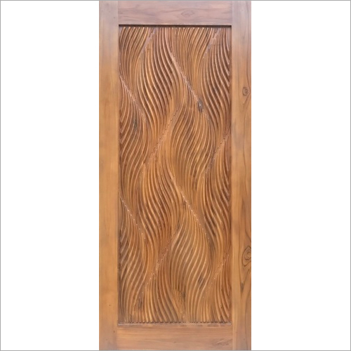 Sagwan CNC Designer Door