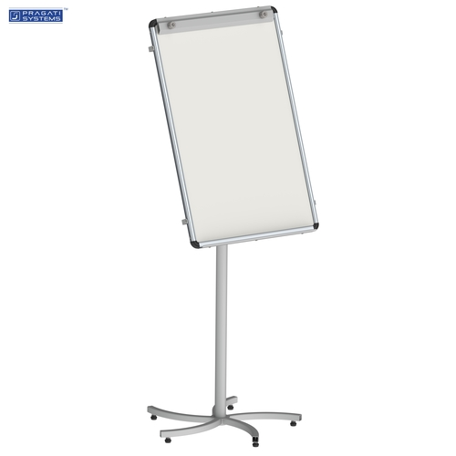 universal melamine whiteboard presentation stand pragati systems
