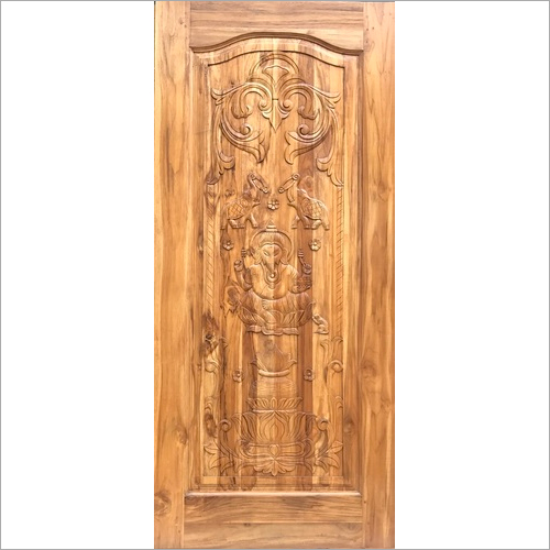Sagwan Carved Wood Doors
