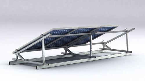 Aluminium Solar Panel Support System