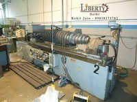 Cometa Cylindrical Grinding Machine
