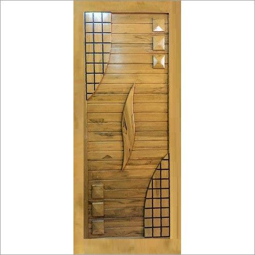 Sagwan Designer Wooden Door