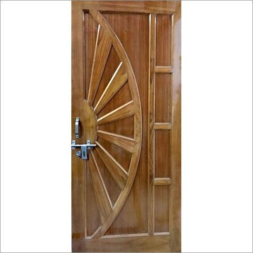 Teak Designer Door